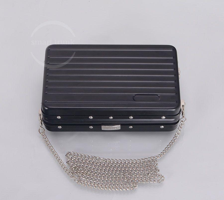 Aluminium Cosmetic Bag SK1013