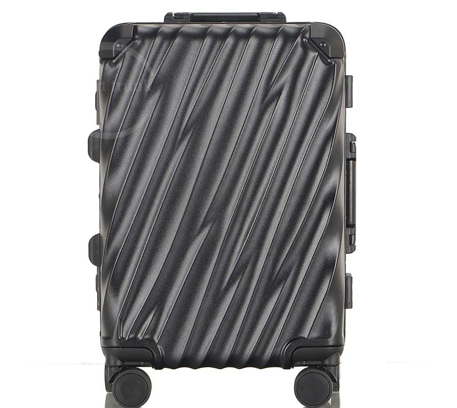 Poly-carbonate Hard Plastic Luggage 6017