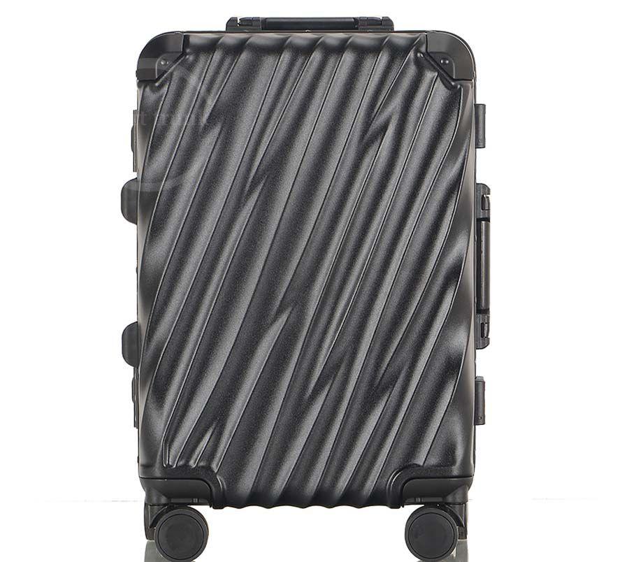 Poly-carbonate Hard Plastic Luggage 6017