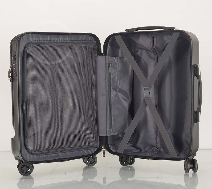 Hard Luggage With Laptop Pocket SA041