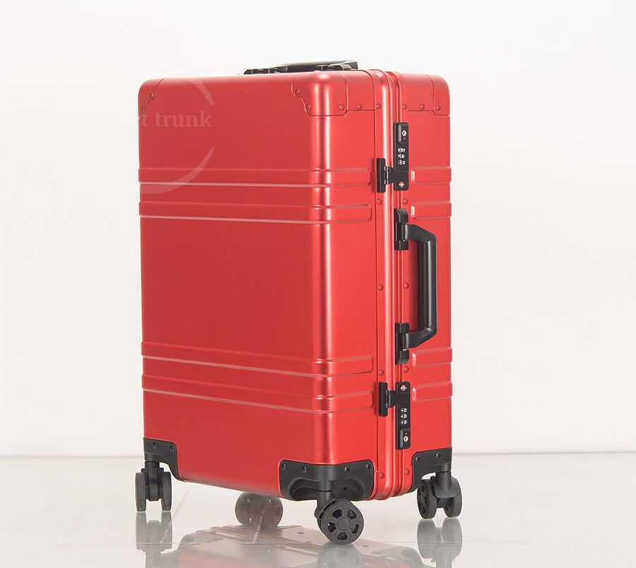 Metal Luggage 8012