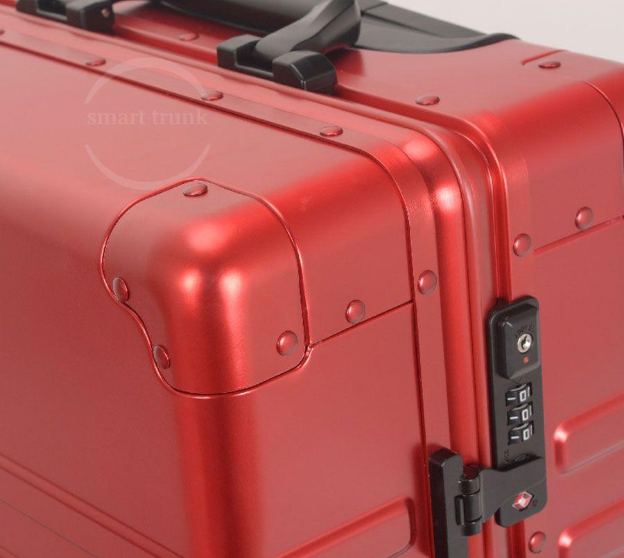 Metal Luggage 8012