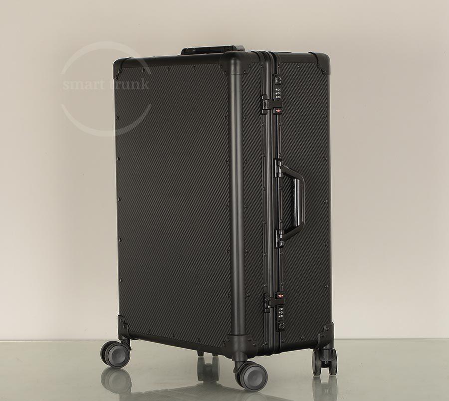 PP Hard Luggage Factory China