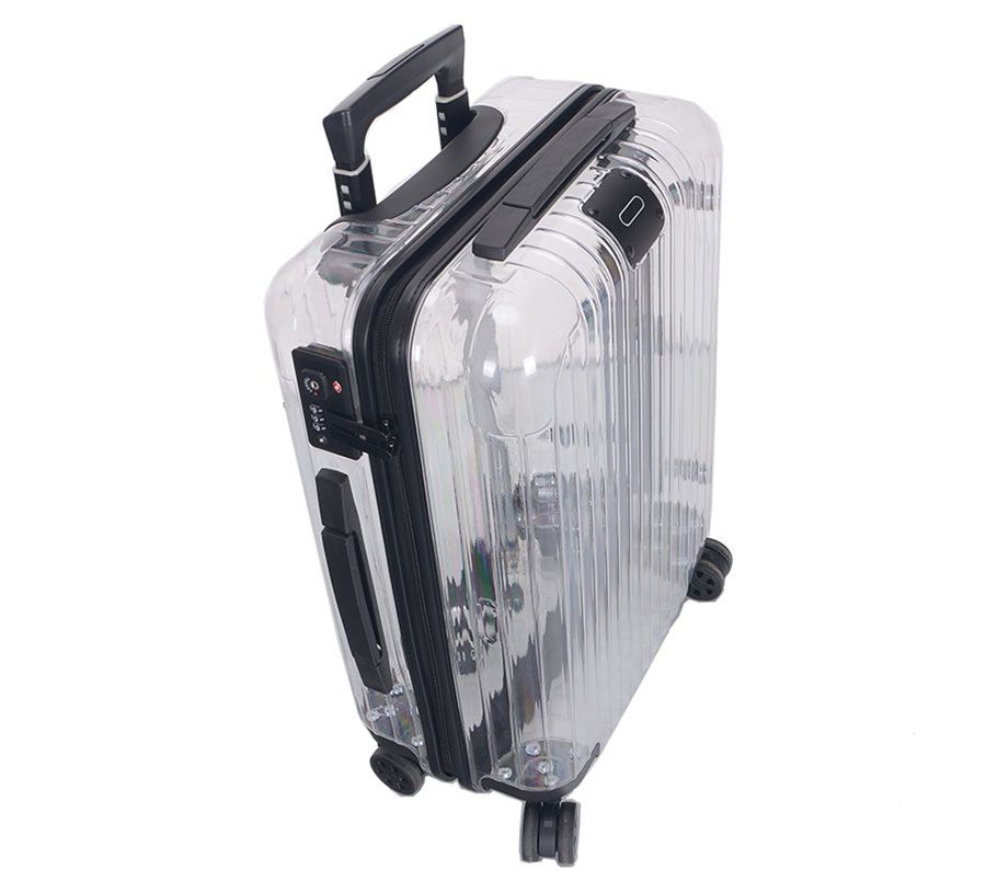 Transparent Luggage China Manufacturer