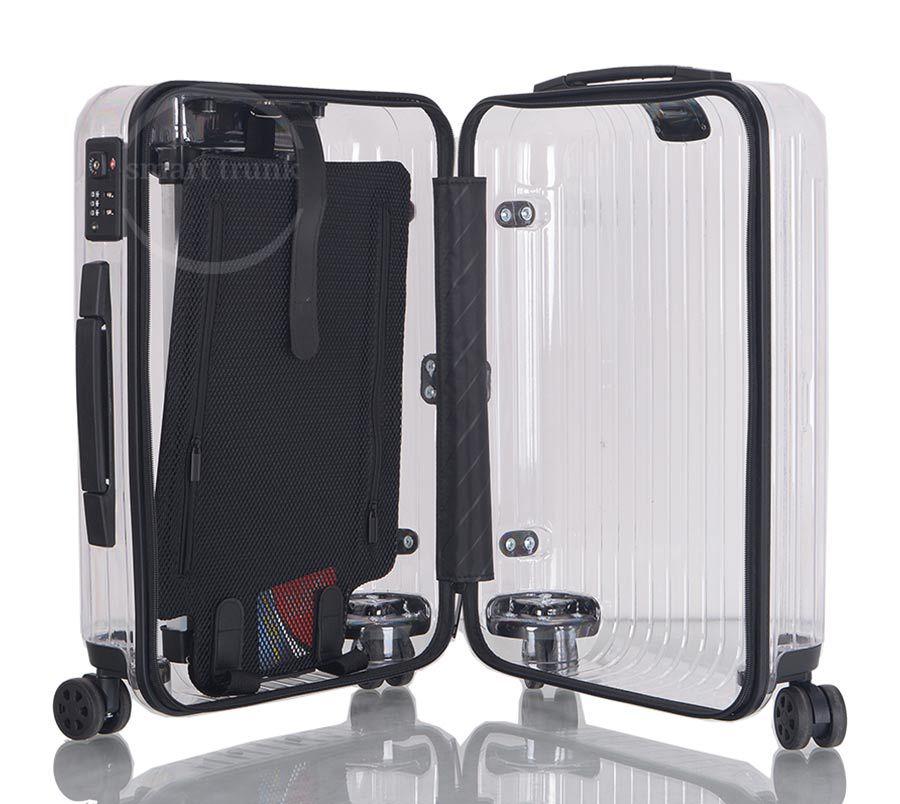 Transparent Luggage China Manufacturer