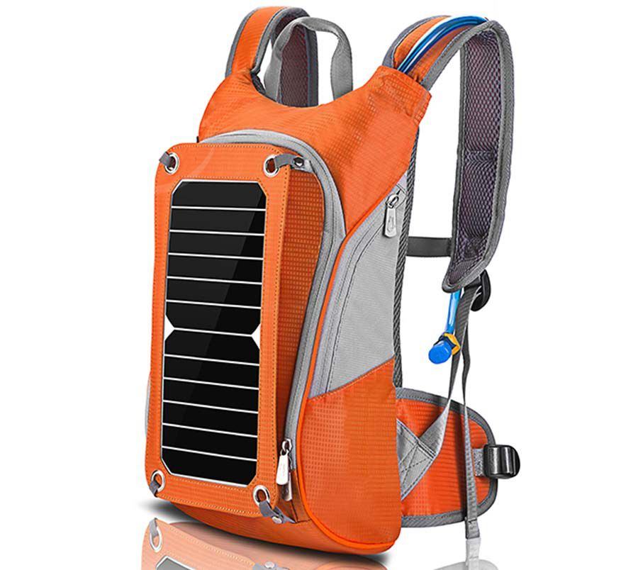 Solar Backpack HW-285