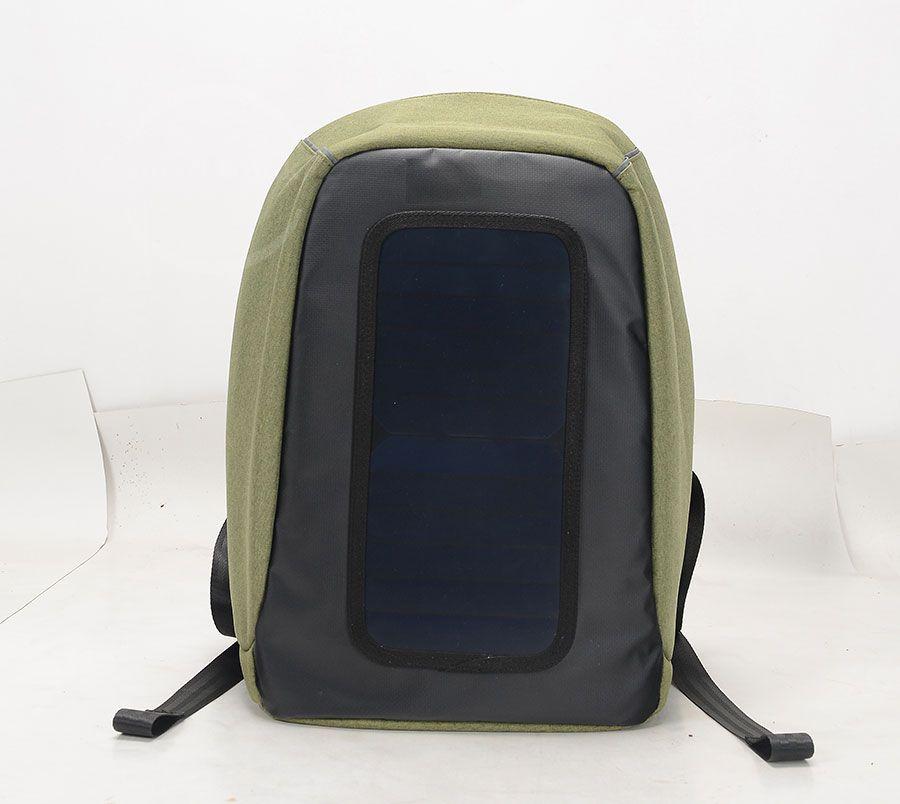 Solar Backpack HW852