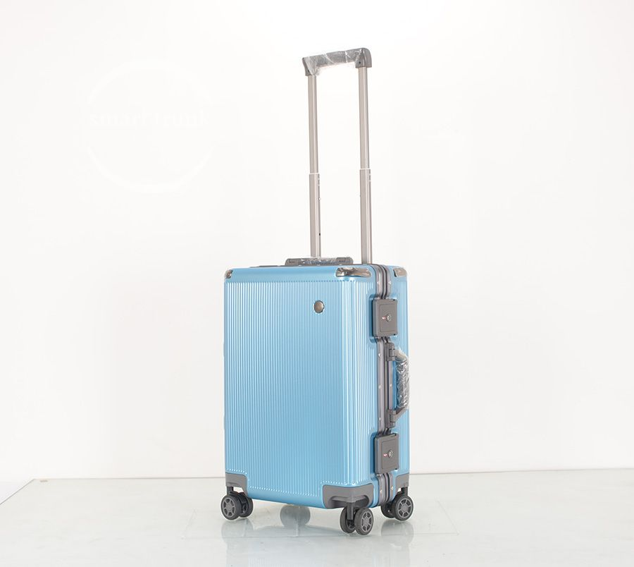 Retro style PC Luggage Manufacturer -Smart Trunk