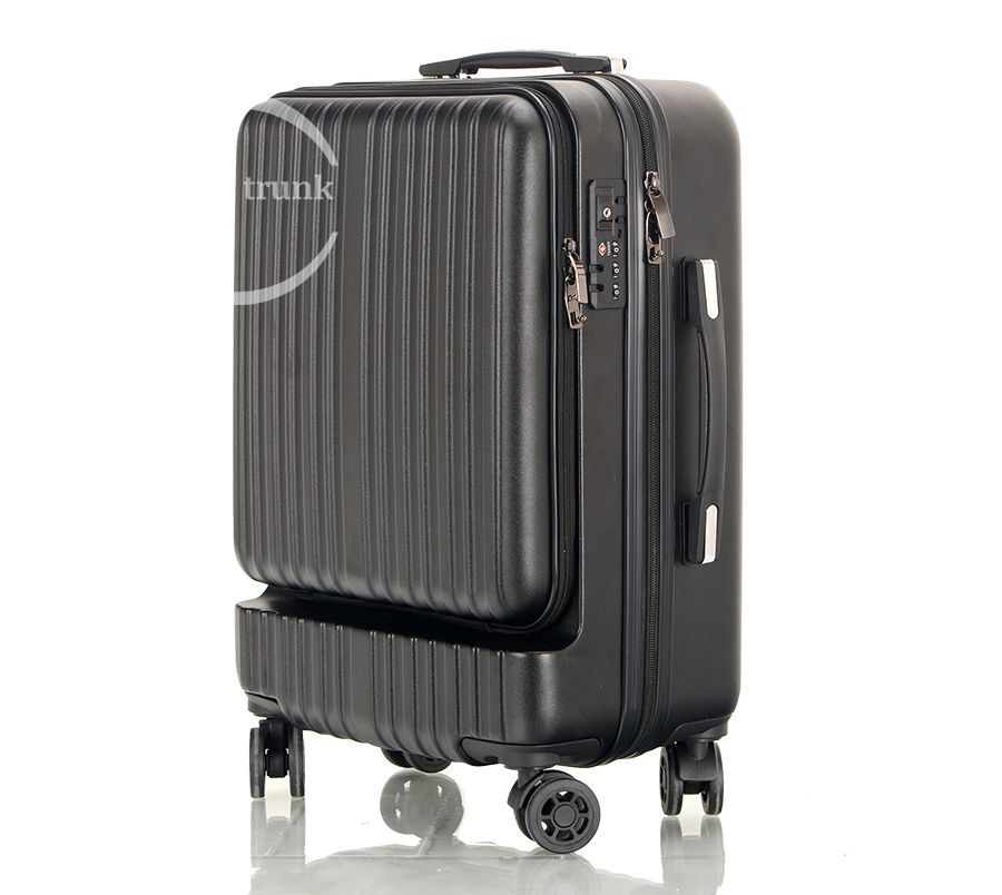 Hard Luggage With Laptop Pocket SA041