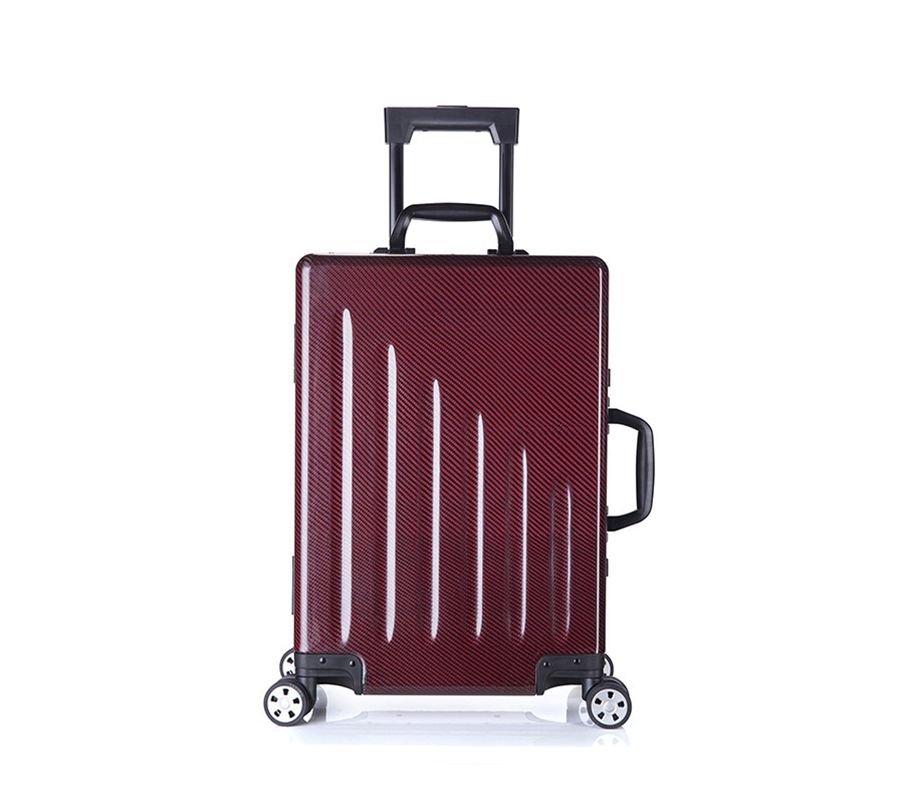 Real Carbon Fiber Luggage 01
