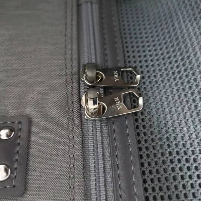 Real Carbon Fiber Luggage Vintage Style 02