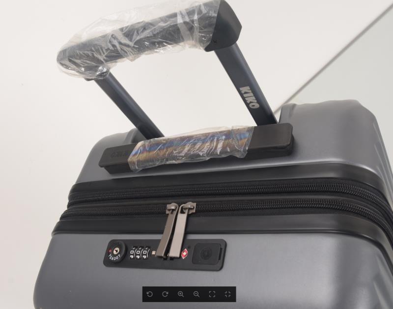 TSA Lock With USB Charging Port 01