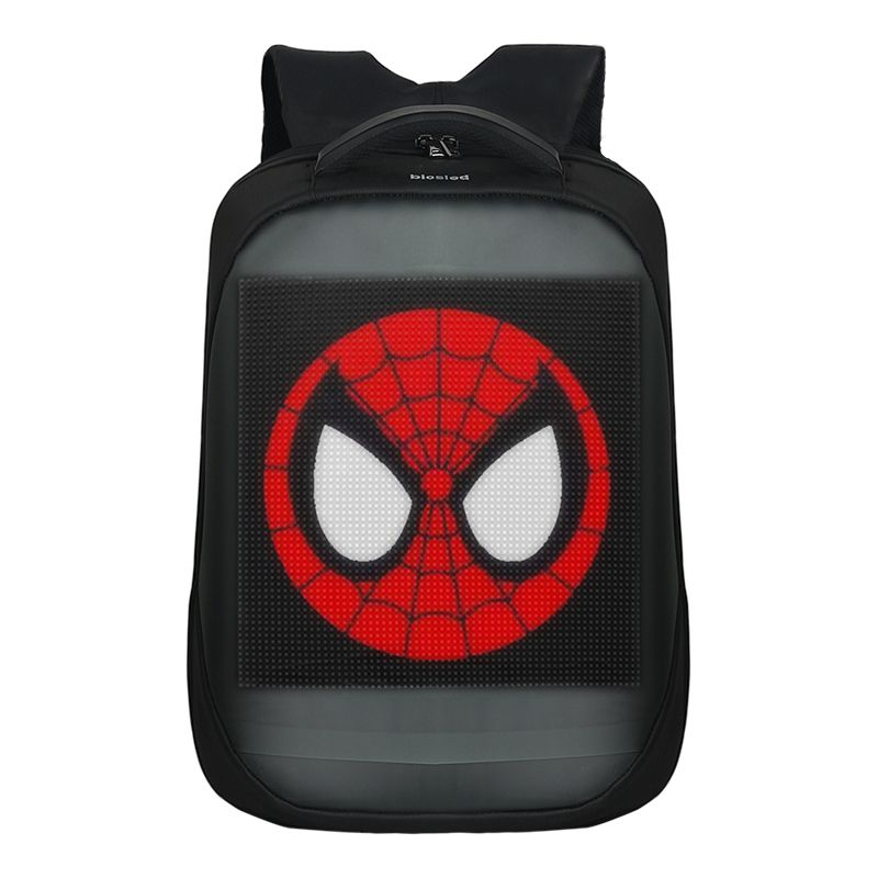 LED Screen Display Backpack