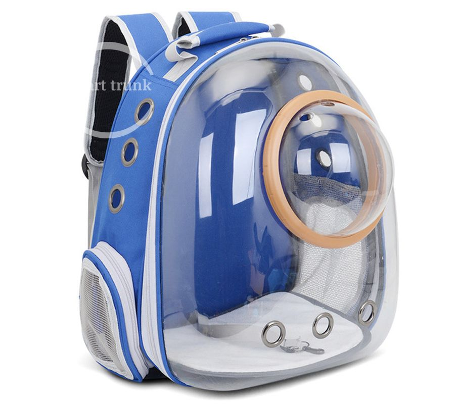 Pets Transparent Travel Backpack