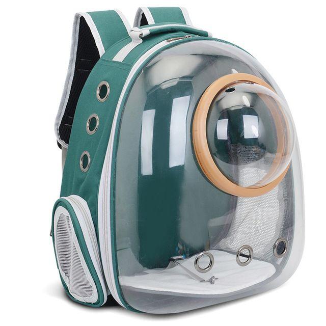 Pets Transparent Travel Backpack