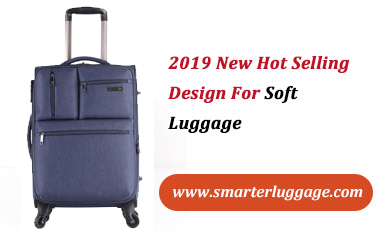2019 New Hot Selling Design For Soft Luggage