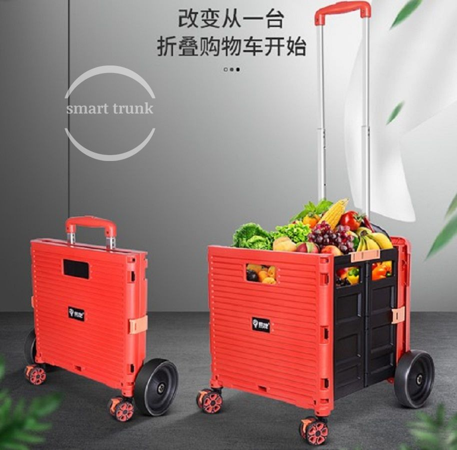 Foldable Shopping Trolley Cart Hot Sale on Amazon